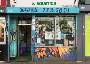 Thumbnail Retail premises for sale in 149 Bordesley Green, Birmingham