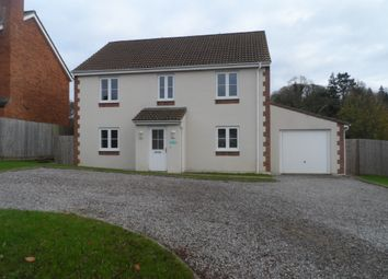 Thumbnail 4 bed detached house to rent in Well Meadow, Staunton