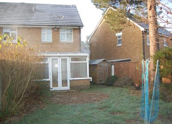 Thumbnail 3 bed end terrace house to rent in Goldfinch Road, Poole