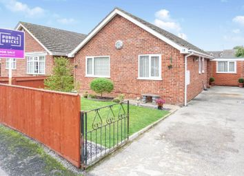 Thumbnail 4 bed detached bungalow for sale in Albany Road, Louth