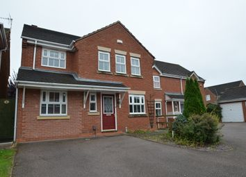 Thumbnail 4 bed detached house to rent in The Pyke, Rothley, Leicestershire