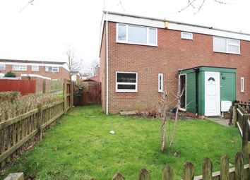 Thumbnail 3 bed end terrace house to rent in Burford, Brookside, Telford