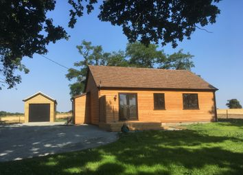 Thumbnail 3 bed detached bungalow to rent in Postwick, Norwich