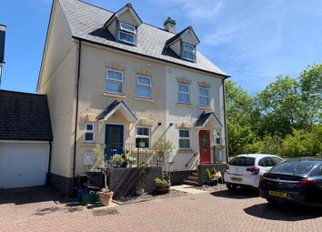 Thumbnail 3 bed semi-detached house for sale in Millstream Meadow, Chudleigh, Newton Abbot