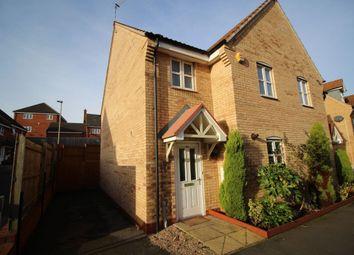 3 bed semi-detached house for sale in Stillington Crescent, Hamilton, Leicester LE5