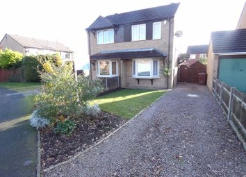 2 bed semi-detached house for sale in Elsham Crescent, Lincoln LN6