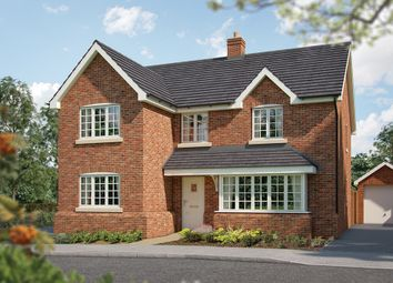 "Thumbnail 5 bedroom detached house for sale in ""The Chester"" at Duffet Drive, Winnersh, Wokingham"