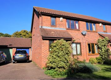 Thumbnail 3 bed semi-detached house to rent in Plumian Way, Cambridge