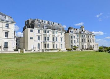 Thumbnail 3 bed flat to rent in Clifton Crescent, Folkestone