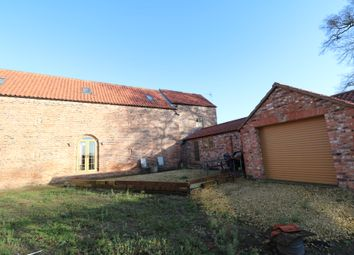 Thumbnail 3 bedroom barn conversion for sale in Station Road, Epworth, Doncaster
