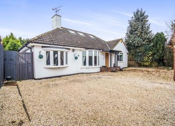 Thumbnail 3 bedroom bungalow for sale in The Beeches, Harbury, Leamington Spa, England