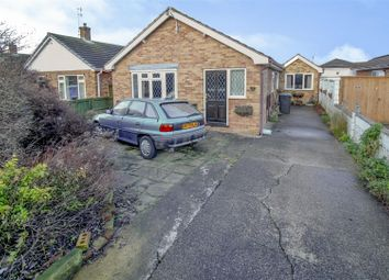 Thumbnail 2 bed detached bungalow for sale in Canal Side, Beeston, Nottingham