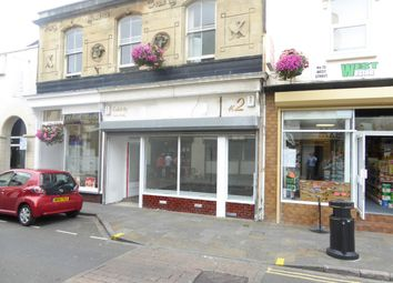 Thumbnail Retail premises to let in West Street, Weston-Super-Mare