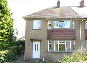 Thumbnail 3 bed semi-detached house for sale in St Tewdric Road, Bulwark, Chepstow
