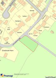 Thumbnail Land for sale in Callaways Lane, Newington, Sittingbourne
