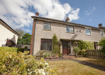 Thumbnail 3 bed semi-detached house for sale in 103, Firmount Crescent, Holywood