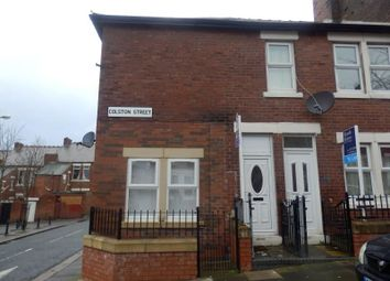 Thumbnail 2 bedroom flat to rent in Colston Street, Benwell, Newcastle Upon Tyne