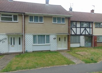Thumbnail 3 bedroom terraced house to rent in West Thorpe, Basildon