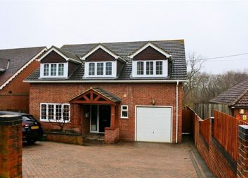 Thumbnail 4 bed detached house to rent in Reading Road, Chineham, Basingstoke