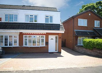 Thumbnail 3 bedroom semi-detached house for sale in Firbank Place, Parkhall, Stoke-On-Trent