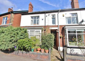 Thumbnail 4 bed end terrace house for sale in Fulney Road, Sheffield