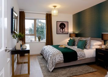 Thumbnail 2 bed flat for sale in Dillon Court Retirement Apartments, Brighton Road, Sutton