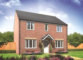 Thumbnail 4 bed detached house for sale in 144 Millers Field, Manor Park, Sprowston, Norfolk