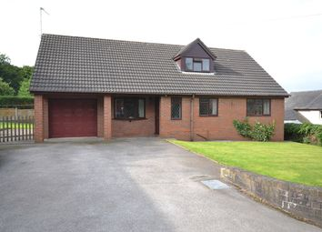 Thumbnail 5 bed detached bungalow for sale in The Uplands, Newcastle-Under-Lyme