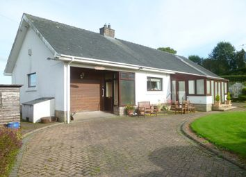 Thumbnail 3 bed detached bungalow for sale in The Glen, Dumfries