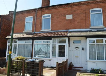 Thumbnail 2 bed terraced house to rent in Lincoln Road North, Acocks Green, Birmingham
