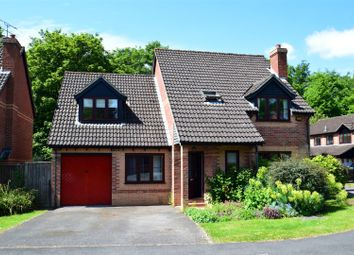 Thumbnail 4 bedroom detached house for sale in Balmore Park, Caversham, Reading