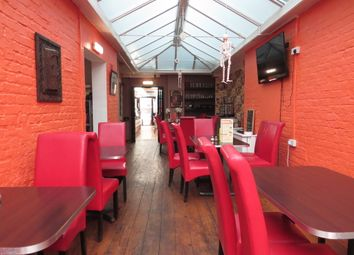 Thumbnail Restaurant/cafe to let in Haydons Road, London