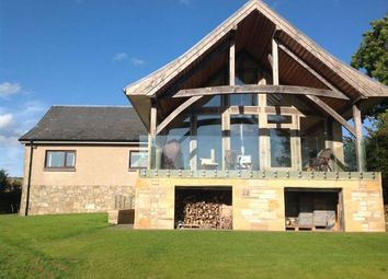 Thumbnail 4 bed detached house to rent in North Baldinnie, Ceres, Cupar, Fife