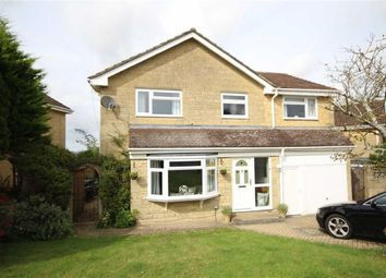 Thumbnail 4 bedroom detached house for sale in Thrushel Close, Greenmeadow, Swindon