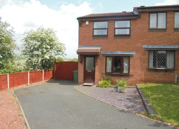 Thumbnail 2 bed property to rent in The Crofts, Madeley, Telford