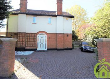 Thumbnail 4 bed detached house to rent in Main Road, Romford