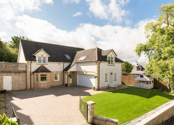 Thumbnail 5 bed detached house for sale in Craigengar, Old Moffat Road, Lamancha, West Linton