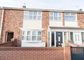 3 bed terraced house for sale in Saffron Walk, Hartlepool TS25