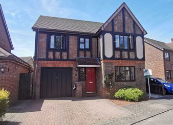 Thumbnail 4 bed detached house for sale in Wandle Beck, Didcot