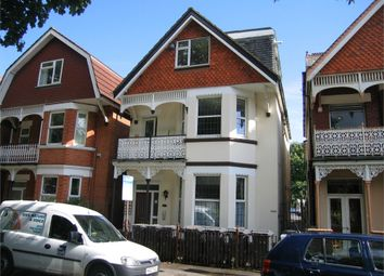 Thumbnail 1 bedroom flat to rent in Borthwick Road, Bournemouth, Dorset, United Kingdom