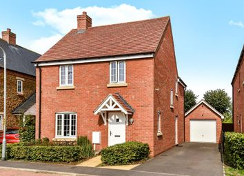 Thumbnail 4 bed detached house for sale in Rochester Close, Middleton Cheney