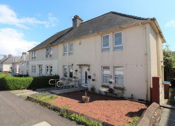 Thumbnail 2 bed flat for sale in Craigie Avenue, Kilmarnock