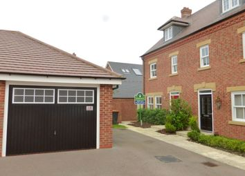 Thumbnail 3 bed semi-detached house for sale in Pennard Close, Great Denham, Bedford