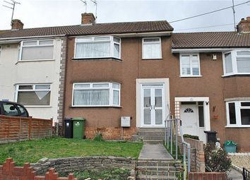 Thumbnail 3 bed terraced house for sale in Chiphouse Road, Kingswood, Bristol