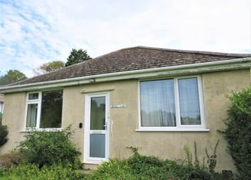 Thumbnail 2 bed detached bungalow for sale in Lulworth Road, Wool, Wareham
