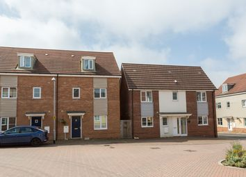 Thumbnail 5 bedroom town house to rent in Magnolia Way, Queens Hill, Norwich, Norfolk
