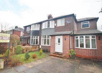Thumbnail 3 bedroom semi-detached house to rent in Oakwood Avenue, Walkden, Manchester