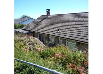 Thumbnail 4 bed detached bungalow for sale in Leeson Road, Ventnor
