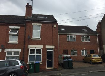 Thumbnail 5 bed terraced house to rent in Leopold Road, Coventry