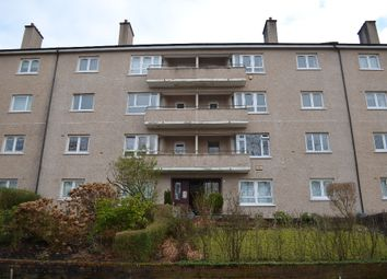 Thumbnail 2 bed flat for sale in Barrmill Road, Thornliebank, Glasgow